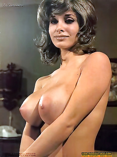 Busty queen of the 70s..