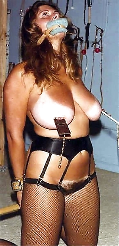 Classic nipple torture photos and vintage bdsm - part 525