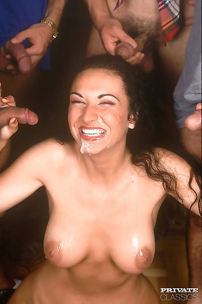Vintage indian pornstar gangbanged in all holes - part 311