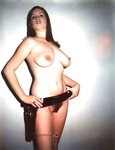 Sexy retro girls show their dirty intimate place - part 1530