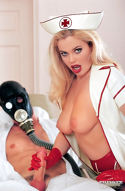 Fetish nurse alicia rhodes fucked in every hole - part 77